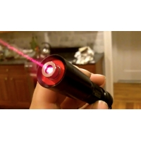 Survival Laser R 660nm Laser w/Accessories & Rechargeable Battery