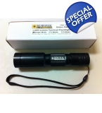 Survival Laser 1,000 Lumen Tactical Flashlight- Single Mode
