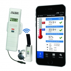 Reptile Guardian Remote Monitoring System