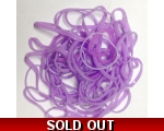 light purple hair elastics