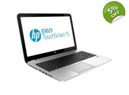 HP ENVY TouchSmart 15 AMD Quad-Core A8-5550M Rad..