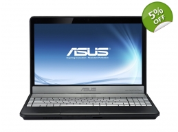 ASUS N55SF 15.6 Intel Core i5 - 6GB 640GB Bluray NVidia GT 555M Win 7