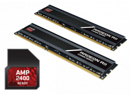AMD 8GB 2x 4GB DDR3 2133 Dual Channel Radeon R9 Gamer Memory Kit