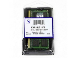 Kingston ValueRam 8 GB DDR3L 1600 MHz SODimm CL11 memory module