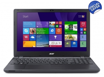 "Acer Aspire E15 E5-551 15.6"" AMD A10 Quad Core 3.2GHz 8GB 1TB Win 8.1"