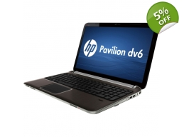 HP Pavilion dv6 AMD A8 Quad Core 2.6GHz 4GB 500G..