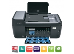 Lexmark Prospect Pro205 Colour Ink-jet Fax Copier Printer Scanner WiFi