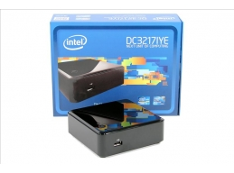 Intel NUC Kit DC3217IYE Dual HDMI Gigabit Core i3-3217U Barebones PC