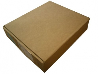 LAPTOP Postal / Shipping Box Packaging, Air Suspension, Charger