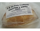 Steak & Kidney Pasty