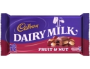 Cadbury Fruit & Nut 120g