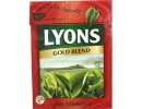 Lyons Gold Tea Bags 80s