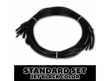 Superior Bassworks Standard Upright Double Bass Strings Jet Black