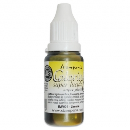 Stamperia Colorink 14ml - ye..