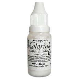 Stamperia Colorink 14ml - wh..