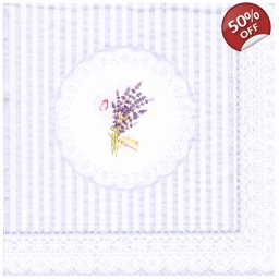 Napkins lunch size 33x33 - L..