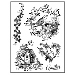 Stamperia HD stamps 14x18cm ..