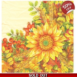 Napkins lunch size 33x33 -  ..