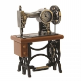 Miniature sewing machine free standing..
