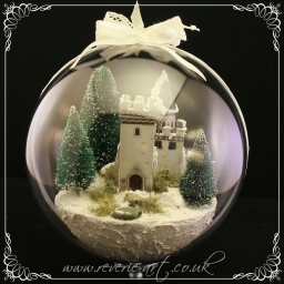 Winter Castle - 3D Christmas..