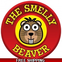 Smelly Beaver Car Airfreshener Va..
