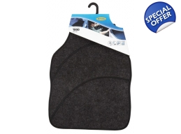 Ring Carpet Shield 1000 car mat set Grey