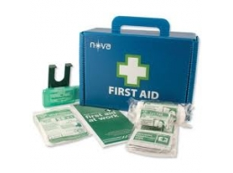 HSE 1 person First Aid ..