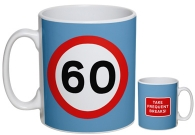 60 - Take frequent breaks Mug
