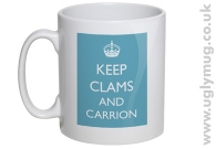 Keep Clams and Carrion