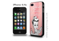 IPHONE 4/s CASE - QUEEN OF FUCKING EVE..