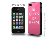 Queen of Reem iphone 4/s case