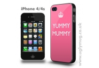 Yummy Mummy iPhone 4/s case