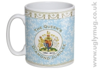 Queens Diamond Jubilee Mug
