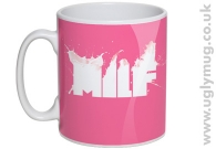MILF splash - Mug