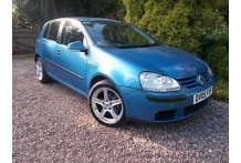 2005 VOLKSWAGEN GOLF 1.6 FSI SE ONLY 48,000 MILES!!!