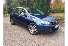 Volkswagen Golf 2.0 TDI CR SE 5dr///SOLD///SOLD
