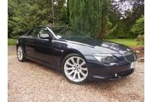BMW 6 Series 3.0 630i Sport 2d///SOLD///SOLD