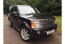 2009 Land Rover Discovery TD V6 HSE AUTO 7 Seater