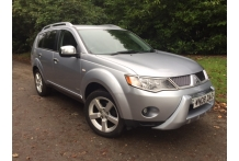 Mitsubishi Outlander 20 DI-D Warrior