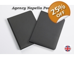 Napella Portfolio Book 12 x 16