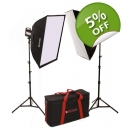 Tungsten Softbox Kit LIT103