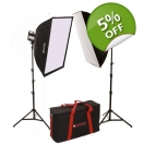 Halogen Softbox Kit LIT123