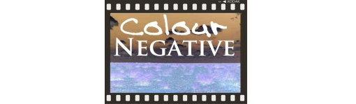 COLOUR NEGATIVE FILM