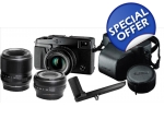 Fujifilm X-Pro1 **Package Deal**