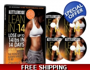 Kettlercise Lean In 14 Workout DVD | NEW FOR 2016 FROM BEGINNER TO ADVANCED