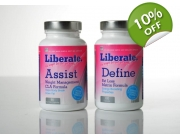 L8 Liberate 'ASSIST & DEFINE' – Weight Management, Fat Loss Package