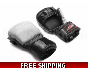 MMA Sparring Glove - Medium leather