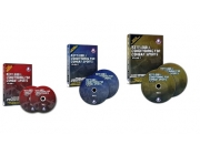 Kettlebell Conditioning for Combat Sports - VOl I, II & III  FULL SET PACKAGE