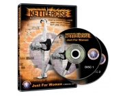 Kettlercise 'Just for Women' Kettlebell Work Out DVD