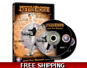 Kettlercise ´Just for Women´ Kettlebell Work Out DVD
